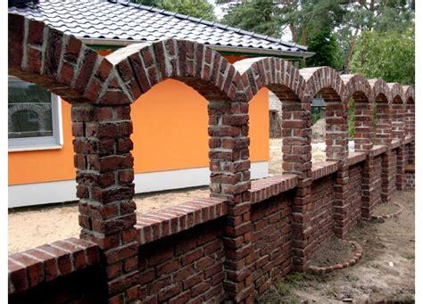 Rundbogen Selber Bauen by Mauer Mit Rundb 246 Bauanleitung Zum Selberbauen 1 2