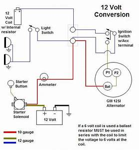 Ford 8n Wiring Diagram 12 Volt