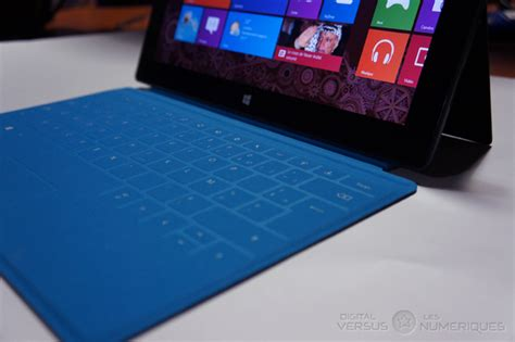 microsoft surface rt   test complet tablette