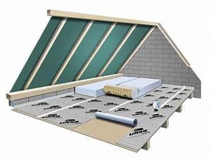 Isolation Des Combles Au Sol : isolation thermique le traitement des toitures en r novation ~ Premium-room.com Idées de Décoration
