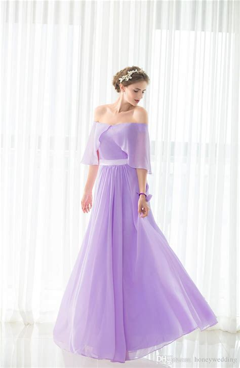 light purple gown light purple bridesmaid dresses 50