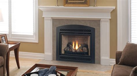Monessen Direct Vent Gas Fireplace Bdv Seriesr, Monessen