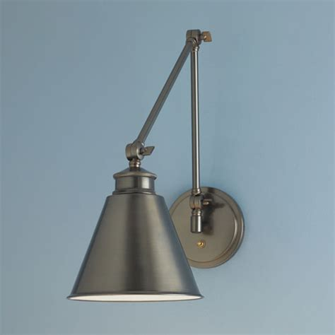 swing arm bronze wall sconce bellacor