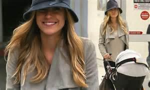 New Mom Kristin Cavallari dotes on baby Camden as she ...