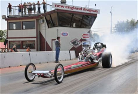nhra inaugural  england hot rod reunion september