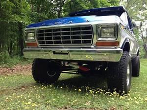 Classic 1978 Ford F