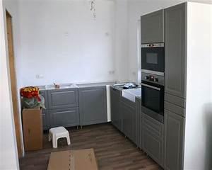 Ikea Griffe Küche : k che endlich fertig aufgebaut heim am main ~ Markanthonyermac.com Haus und Dekorationen