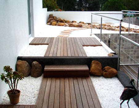 home dzine garden decking finish  leave unfinished