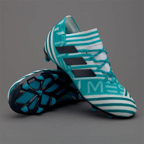 adidas kids nemeziz messi  fg junior boots firm