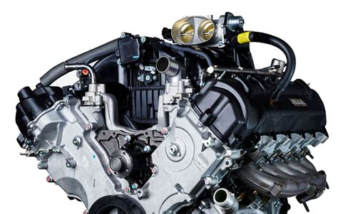 ford  triton engine info power specs vehicle