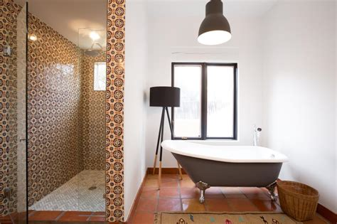 Terra Cotta Tile Inspiration   Room   Home