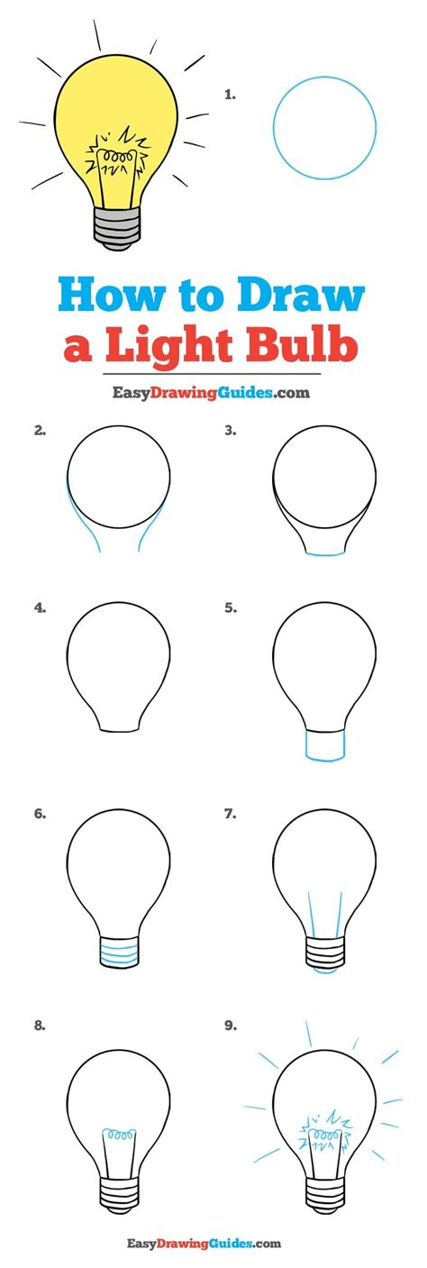 How To Draw A Light Bulb by The 25 Best Easy Things To Draw Ideas On Easy