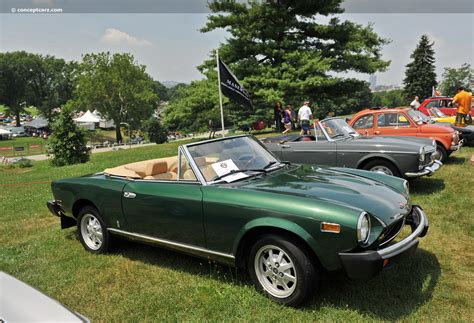 1975 Fiat 124 Image Photo 8 Of 14