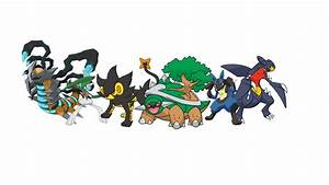 My Pokemon Teams Of Each Generation Other Fandoms Forum