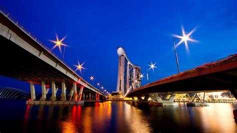 ciudad  dos puentes hd  imagenes wallpapers