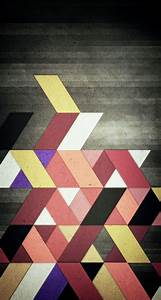 Abstract Shapes Geometric - The iPhone Wallpapers
