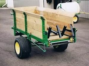 Ideas for cheap homemade manure spreader TractorByNet