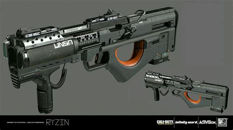 weapons cosplay future warfare cool guns weapon sci fi work airsoft concept