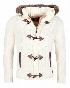 Veste En Laine Homme : veste en laine homme capuche blanc 541 ~ Carolinahurricanesstore.com Idées de Décoration