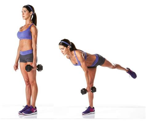 deadlift single leg kettlebell exercises legged exercise fly butt workout kettlebells brazilian dumbbells hamstrings a57 foxnews via glute skimble chest