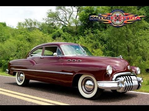 1950 Buick Special Sedanet (sold) Youtube