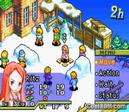 Final Fantasy Tactics Advance ROM Download For Gameboy