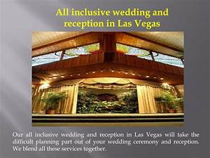 ppt las vegas wedding packages all inclusive powerpoint With vegas honeymoon packages all inclusive