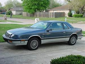 Arptyp 1989 Chrysler Lebaron Specs  Photos  Modification