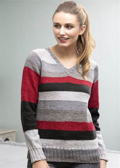 Patterns Pullover Knitting Sweater Pattern Courier Premieryarns