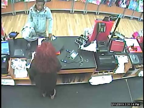 Wright stores in the u.s. Chesterfield Township Police Department - Credit Card Fraud Suspect