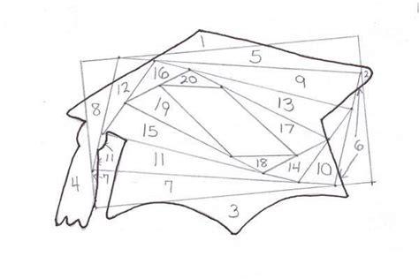 iris folding patterns  printables layout graduation