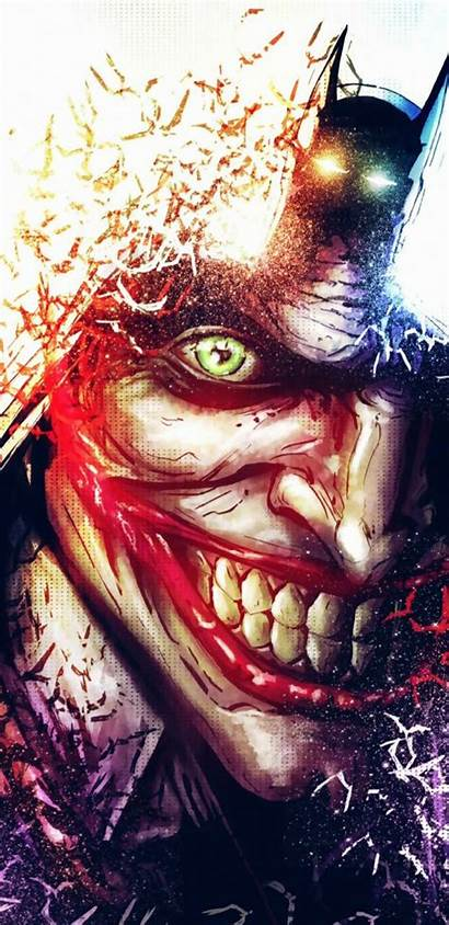 Joker Zedge Batman Hahaha