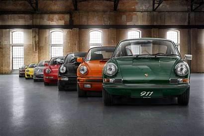 Porsche 911 Cars Evolution Theme Generations Classic