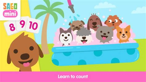 Sago Mini Yavru Köpek Anaokulu İndir Iphone Ve Ipad