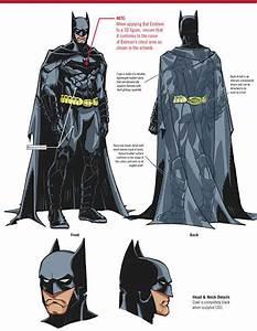 "Batman's ""New 52"" costume design | OAFE – Blog"