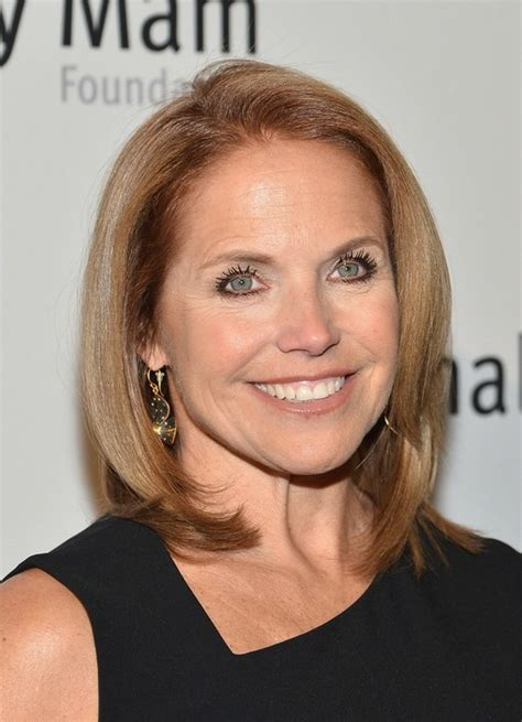 2014 short hairstyle for women over 50 from katie couric