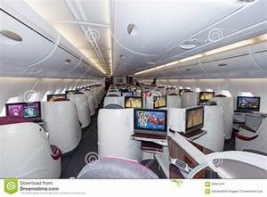 Airbus A380 Business Class Editorial Photo - Image: 55907241