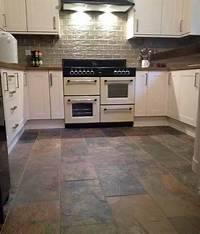 how to tile a kitchen floor How to clean slate floors | Garage floor tiles
