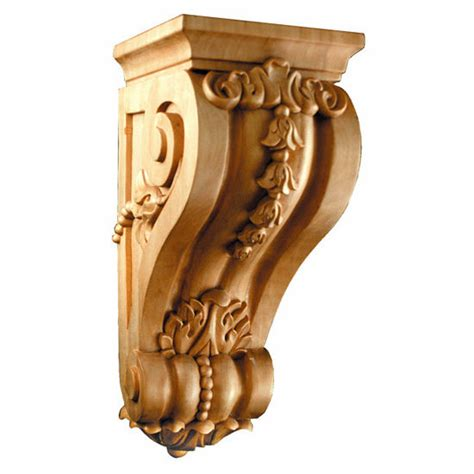 White River Corbels by Decorative Hardware Bellflower Corbels By White River