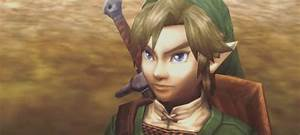 I imagine this is Link's face every time his... - Link ...