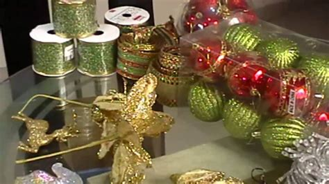 decoracion de arboles con cinta arbol de navidad como adornar con cinta alambrada cintas