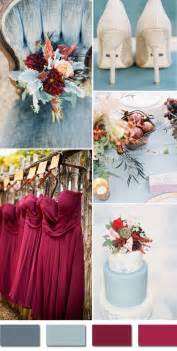 november wedding colors top 5 fall wedding colors for september brides