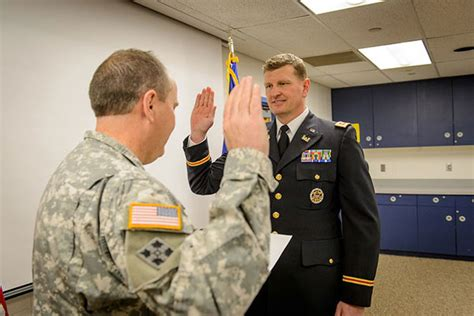 army identifies  reserve medical officers  promotion
