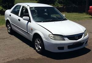 2001 Mazda 323 Bj Protege 5 Sp Manual 1 6l Multi Point F