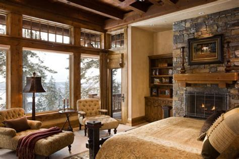 Country Master Bedroom Ideas