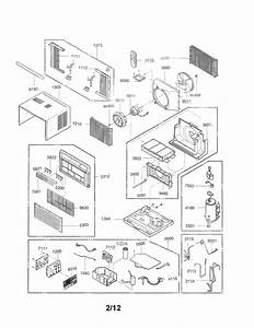 Lg Model Lw8010er Air Conditioner