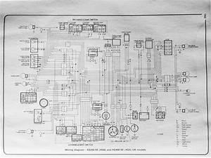 Xs400se Simplified Rewire