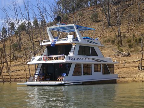 House Boat Eildon by Pandanus Houseboat Lake Eildon