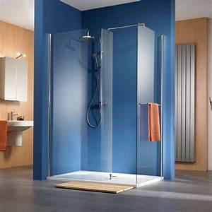 Walk In Dusche : hsk walk in dusche premium 1 rundelement mit seitenwand ~ One.caynefoto.club Haus und Dekorationen