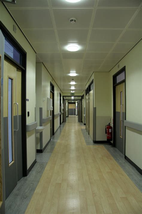 refurbished hospital ward welcomes  patients